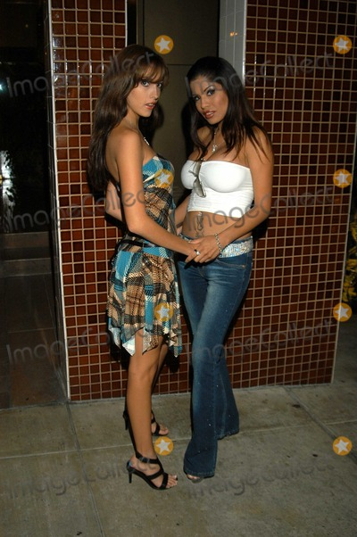 Alexis Amore Photo - Jenna Haze and Alexis Amore at The Forplay Fashion Show Barfly West Hollywood Calif 09-03-03