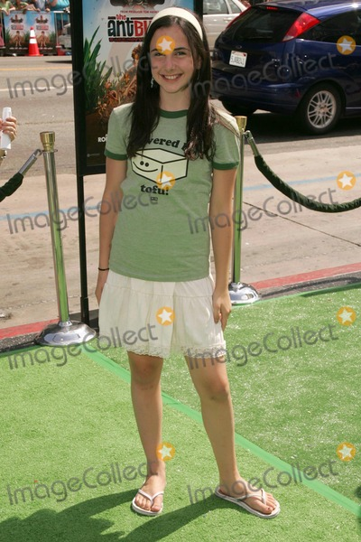 Anne Nelson Photo - Hailey Anne Nelsonat the premiere of The Ant Bully Graumans Chinese Theatre Hollywood CA 07-23-06