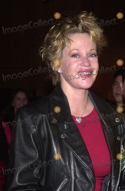 Melanie Griffith Photo - Melanie Griffith at the V-Day LA 2003 Benefitting V-Day and LACAAW The Directors Guild Theatre Los Angeles CA 02-24-03