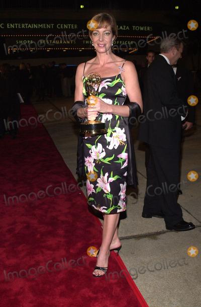 Allison Janney Photo - Allison Janney at the 2001 Emmy Awards Unity Dinner Century Plaza Hotel Century City 11-05-01
