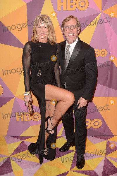 Nadia Comaneci Photo - Nadia Comaneci Bart Connerat the HBO Golden Globes After Party Beverly Hilton Beverly Hills CA 01-07-18