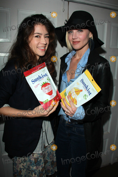 Brianne Davis Photo - Vedette Lim Brianne DavisBaby Shower for their 1st Baby Dashiell due in April Sponsored by Sunkist Fruit 20 SnackItForward Private Location Los Angeles CA 02-22-15