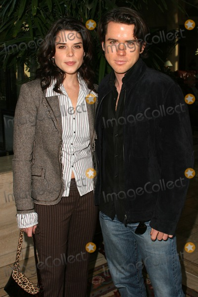 Christiane Campbell Photo - Neve Campbell and Christian Campbell at the TCA Winter Press Tour - Disney Showtime Court TV and others present new TV shows  movies to the television critics at the Universal Hilton Hotel Universal City CA 01-12-05