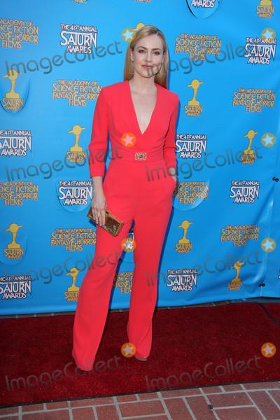 Amanda Schull Photo - Amanda Schullat the 41st Annual Saturn Awards The Castaway Burbank CA 06-25-15