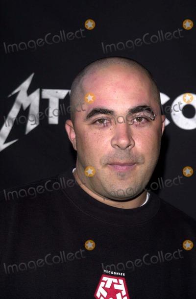 Aaron Lewis Photo - Aaron Lewis at the mtvICON honoring Metallica Universal Studios CA 05-03-03