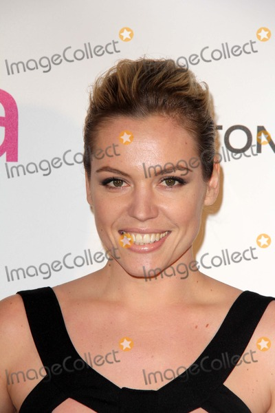 Agnes Bruckner Photo - Agnes Brucknerat the Elton John Aids Foundation 21st Academy Awards Viewing Party West Hollywood Park West Hollywood CA 02-24-13