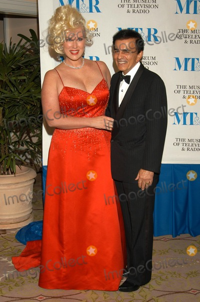 Casey Kasem Photo - Jean Kasem and Casey Kasem at The Museum of Television and Radio Annual Los Angeles Gala Honoring Dan Rather and Friends Producers The Beverly Hills Hotel Beverly Hills Calif 11-10-03