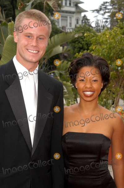Angel Parker Photo - Eric Nenninger and wife Angel Parker at the Hollywood Reporters 32nd Annual Key Arts Awards the International Cultural Center Los Angeles 06-20-03