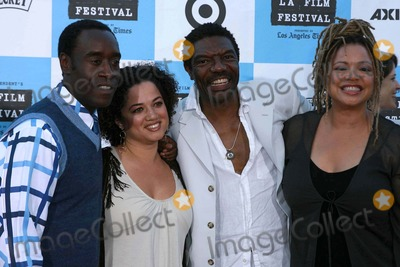 Kasi Lemmons Photo - Don Cheadle and Bridgid Coulter with Vondie Curtis-Hall and Kasi Lemmonsat the 2007 Los Angeles Film Festival screening of Talk To Me Mann Village Theatre Los Angeles CA 06-21-07