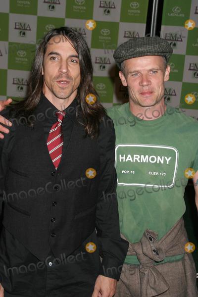 Anthony Kiedis Photo - Anthony Kiedis and Fleaat the 16th Annual Environmental Media Association Awards Wilshire Ebell Theatre Los Angeles CA 11-08-06