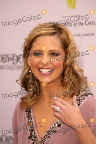 Scooby-Doo Photo - Sarah Michelle Gellar at the World Premiere of Warner Bros Scooby Doo 2 Monsters Unleashed at the Chinese Theater Hollywood CA 03-20-04