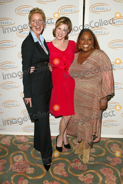 Andrea Parker Photo - Andrea Parker with Sara Rue and Sherri Shepherdat the Hollywood Bag Ladies Lupus Luncheon and Fashion Show Beverly Hills Hotel Beverly Hills CA 11-16-05