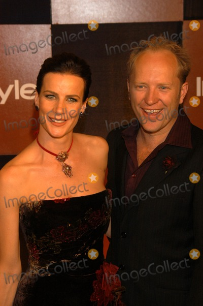 Andrew Taylor Photo - Rachel Griffiths and Andrew Taylor at the InStyle Golden Globes Party Beverly Hilton Hotel Beverly Hills CA 01-19-03