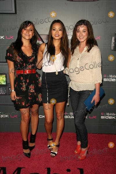 Margo Harshman Photo - Briana Evigan with Jamie Chung and Margo Harshmanat the T-Mobile Sidekick LX Launch Party Paramount Studios Hollywood CA 05-14-09