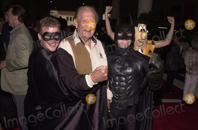 Art Linkletter Photo -  Art Linkletter and friends at the third annual Stars and Cars gala at the Peterson Automotive Museum in Los Angeles to benefit several charities 06-16-00