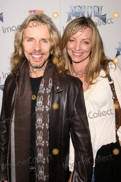 Anvil Photo - Tommy Shaw and wife Jeanne at the Los Angeles Premiere of Anvil The Story of Anvil The Egyptian Theatre Hollywood CA 04-07-09