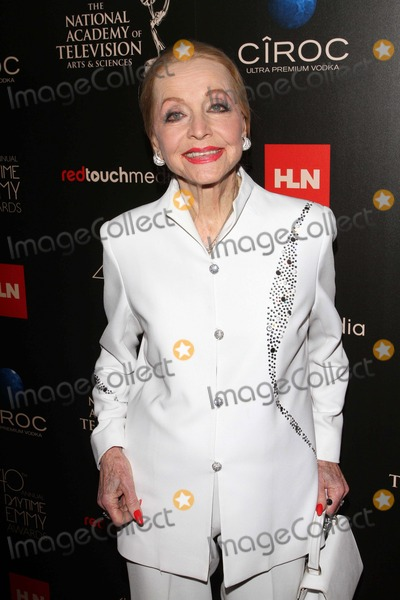 Ann Jeffreys Photo - Anne Jeffreysat the 40th Annual Daytime Emmy Awards Beverly Hilton Hotel Beverly Hills CA 06-16-13