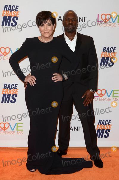 Corey Gamble Photo - Kris Jenner Corey Gambleat the 2017 Race to Erase MS Gala Beverly Hilton Hotel Beverly Hills CA 05-05-17