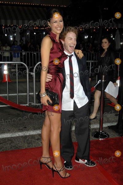 Amanda Crew Photo - Amanda Crew and Seth Green at the Los Angeles Premiere of Sex Drive Mann Village Westwood CA 10-15-08