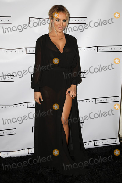 Aubrey ODay Photo - Aubrey ODayat the Michael Costello And Style PR Capsule Collection Launch Party Private Location Losw Angeles CA 07-23-15