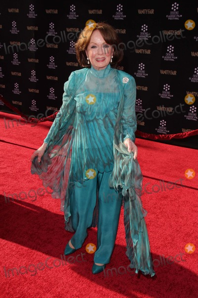 Ann Blyth Photo - Ann Blythat the TCM Classic Film Festival Opening Night Red Carpet Funny Girl Chinese Theater Hollywood CA 04-25-13