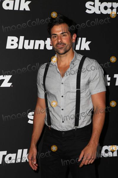 Adam Huss Photo - Adam Hussat the Blunt Talk Premiere DGA Theater Los Angeles CA 08-10-15
