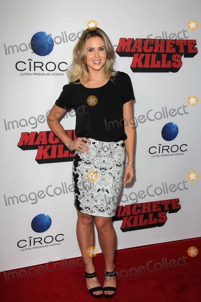 Anna Hutchison Photo - Anna Hutchisonat the Machete Kills Los Angeles Premiere Regal Cinemas Los Angeles CA 10-02-13