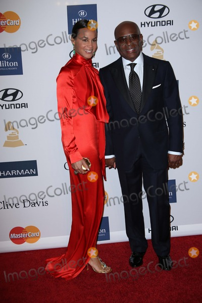 Erica Reid Photo - LA Reid Erica Reidat the 2013 Clive Davis And Recording Academy Pre-Grammy Gala Beverly Hilton Hotel Beverly Hills CA 02-09-13