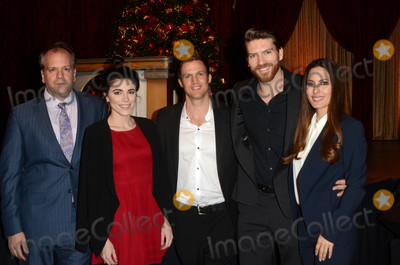 Jesse Kove Photo - David Reed Chelsea Mee Josh Summers Jesse Kove Kerri Kasemat the Youth for Human Rights Event Celebrity Centre Hollywood CA 12-04-16