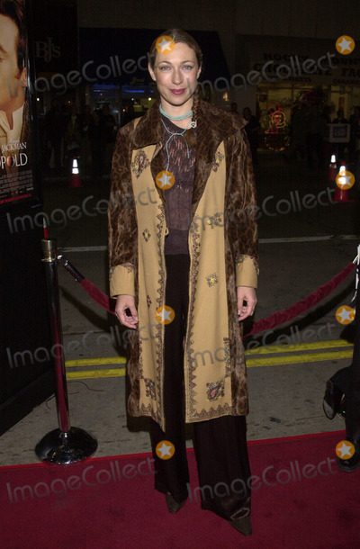 Alex Kingston Photo - Alex Kingston at the premiere of Kate  Leopold at Manns Bruin Theater Westwood 12-11-01