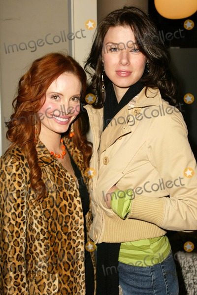 Andrea Harrison Photo - Phoebe Price and Andrea Harrison at the Grand Re-Opening of the L Salon Los Angeles CA 12-01-04