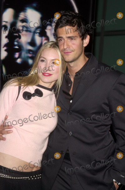 Jonathan Cherry Photo - Sarah Carter and Jonathan Cherry at the premiere of New Line Cinemas Final Destination 2 at the Cinerama Dome in Hollywood CA 01-30-03