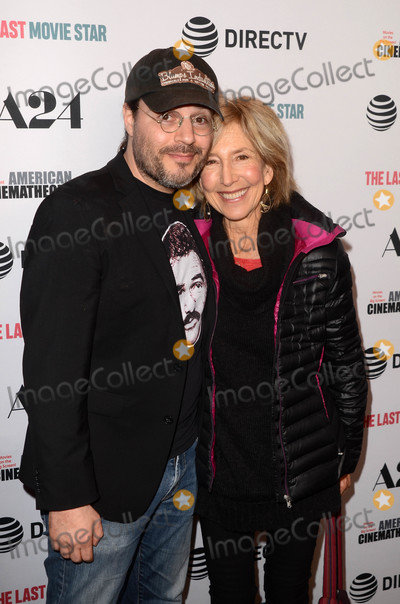Adam Rifkin Photo - Adam Rifkin Lin Shayeat The Last Movie Star Premiere Egyptian Theater Hollywood CA 03-22-18