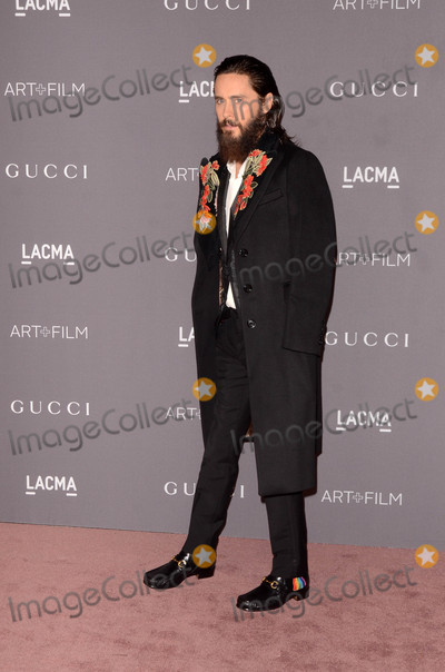 Jared Leto Photo - Jared Letoat the LACMA Art and Film Gala LACMA Los Angeles CA 11-04-17