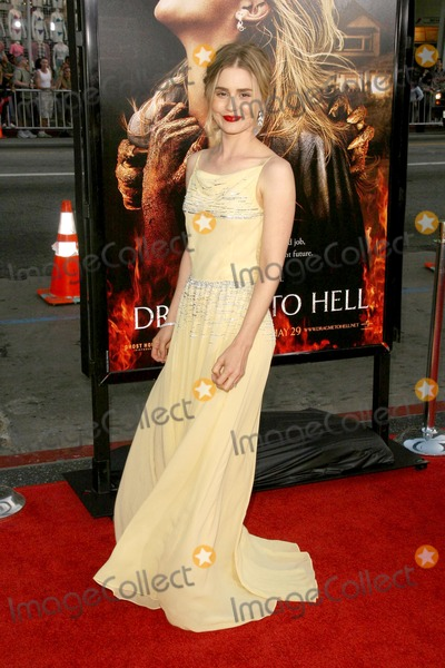 Alison Lohman Photo - Alison Lohman at the World Premiere of Drag Me To Hell Graumans Chinese Theatre Hollywood CA 05-12-09