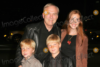 Johnny Cash Photo - James Keach and familyat the musical tribute I Walk the Line A Night for Johnny Cash  Pantages Theatre Los Angeles CA 10-25-05