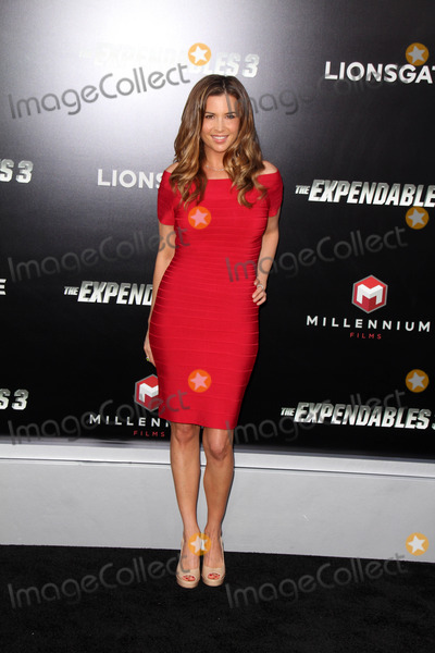 Ashley Cusato Photo - Ashley Cusatoat The Expendables 3 Los Angeles Premiere TCL Chinese Theater Hollywood CA 08-11-14
