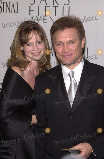Andrew Stevens Photo - Andrew Stevens and wife at the Unforgettable Evening honoring Elton John Beverly Hills 03-26-02