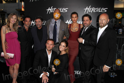 Aksel Hennie Photo - Reece Ritchie Ian McSHane Dwayne Johnson Irina Shayk Brett Ratner Aksel Hennie Tobias Santelmann Barbara Palvinat the Hercules Los Angeles Premiere TCL Chinese Theater Hollywood CA  07-23-14