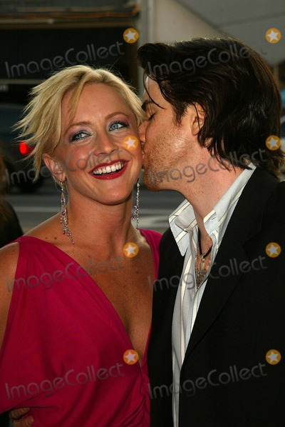 Christiane Campbell Photo - Nikki Snelson and Christian Campbell