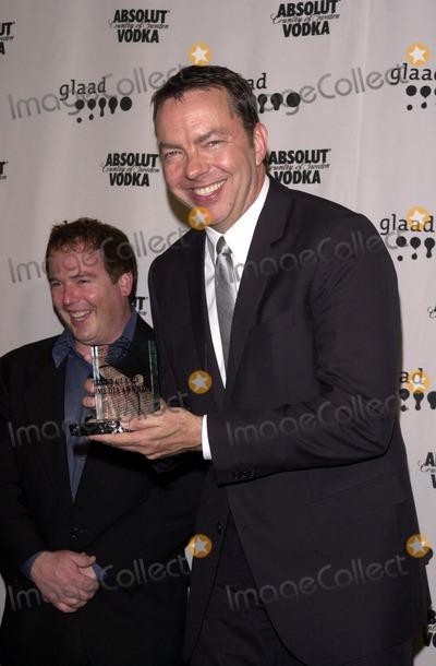 Alan Ball Photo - Alan Ball at the 14th Annual GLAAD Media Awards Press Room Kodak Theater Hollywood CA 04-26-03