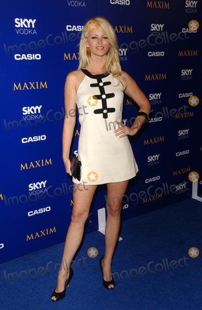 Aubrie Lemon Photo - Aubrie Lemonat the Maxim Style Awards Avalon Hollywood CA 09-18-2007