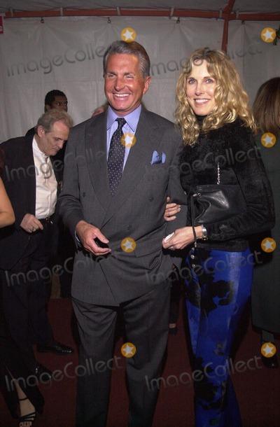 Alana Stewart Photo -  George Hamilton and Alana Stewart at the Hollywood Media Convergence Gala 02-29-00