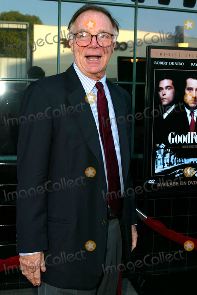 Nicholas Pileggi Photo - Nicholas Pileggi at the Goodfellas New Double Disc Special Edition DVD Release Celebration with a Traditional Sit-Down Dinner Matteos Restaurant Westwood CA 08-16-04