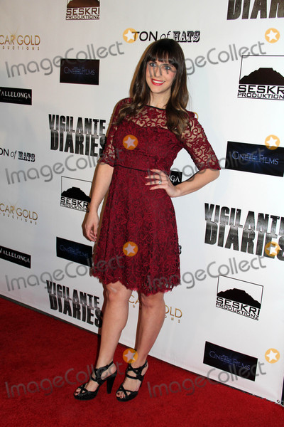 Amanda Markowitz Photo - Amanda Markowitzat the Vigilante Diaries Premiere Arclight Hollywood CA 02-04-16