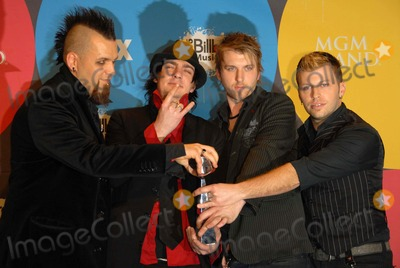 Three Days Grace Photo - Three Days Gracein the press room at the 2006 Billboard Music Awards MGM Grand Hotel Las Vegas NV 12-04-06