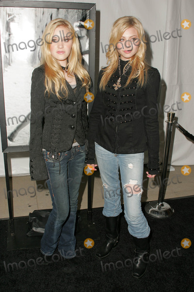 Aly Michalka Photo - Aly Michalka and AJ Michalkaat the celebrity screening of Walk The Line Academy of Motion Picture Arts and Sciences Beverly Hills CA 11-10-05