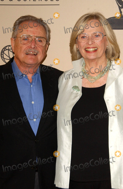 Bonnie Bartlett Photo - William Daniels and Bonnie Bartlett at the Another Opening Another Show A Celebration Of TV Theme Music presented by ATAS The Leonard H Goldenson Theater North Hollywood CA 10-11-07