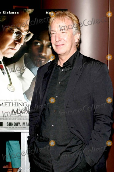 Alan Rickman Photo - Alan Rickman at the Los Angeles Premiere HBO Films Something The Lord Made at the Directors Guild of America Los Angeles CA 05-20-04