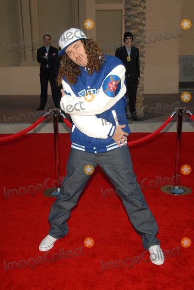 Al Yankovic Photo - Weird Al Yankovicat the 34th Annual American Music Awards Shrine Auditorium Los Angeles CA 11-21-06